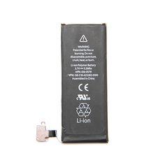 BATERIA IPHONE4S 1430MAH 31.0012.Bateria interna original para Apple Iphone 4S de 1430 mah. Atencion solo es compatible con el Iphone 4S no con el Iphone 4. Capacidad 1430 mah