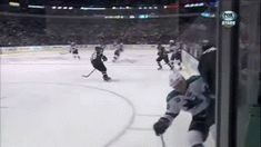 """bundle-of-bollands: """" thisisahockeyblog: """" massholehackey: """" That's not how you hockey """" no, but its fucking great is what it is """" this is amazing I could watch this for hours """""""