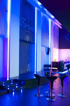 NIGHTCLUB DESIGN FORTUNI - In Out Studio #nightclub hola@inoutstudio.com