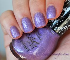 Nicole by OPI Gumdrops Textured Polish Collection Swatches and Review