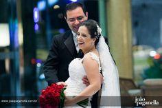 Casamento da Tatiana e do Rafael