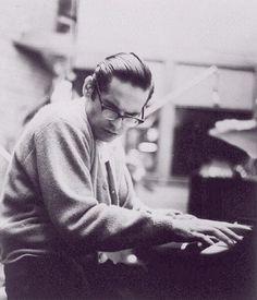 Bill Evans. Classically trained jazz pianist extraordinaire.