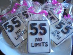 HAPPY 55TH BIRTHDAY.... HERE ARE SOME COOKIES FOR YA !!! HV A AWESOME DAY