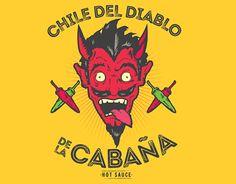 "Check out new work on my @Behance portfolio: ""Chile del Diablo de la Cabaña / Branding"" http://be.net/gallery/52795327/Chile-del-Diablo-de-la-Cabana-Branding"