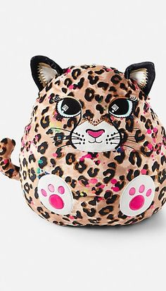 Duma The Cheetah Squishmallow Justice Baby Girl Toys Unicorn Toys Pillow Pals