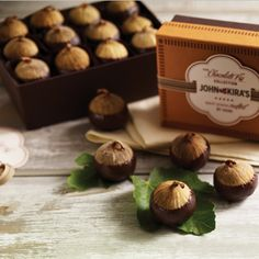 Chocolate Figs - Business 6pc