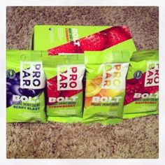 Probar Bolt Energy Chews #Review & #Giveaway!  http://www.griffinshoney.com/probar-bolt-energy-chews-review-giveaway/