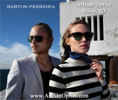A vintage feel with original styling.  Barton Perreira