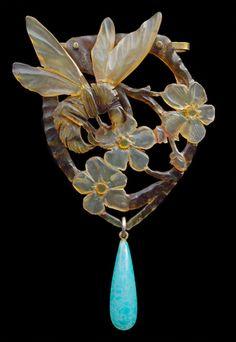lalique insects | Elizabeth Bonte I Gioielli dell'(Ape) Regina