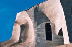 The Rudolf Steiner Goetheanum