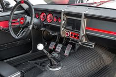 2015 (nee 1965) Ringbrothers Ford Mustang SPLITR