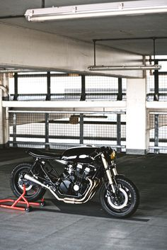 Honda CB750 F2N by Debolex - Silodrome