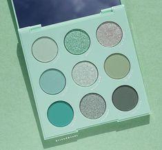 Mint To Be Palette - Colourpop. Colourpop Palette, Colourpop Cosmetics, Eyeshadow Palette, Makeup News, Eye Makeup, Makeup Obsession, Makeup Collection, Bronzer, Say Hello