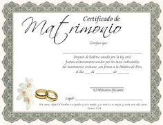 Certificados De Bautismo Cristiano Certificados De Boda Y Bautizo El Pastor Max Certificado De Matrimonio Matrimonio Acta De Matrimonio