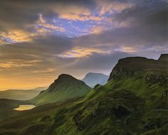 Critter Sitter's Blog: Landscapes of Ireland, Scotland & Wales