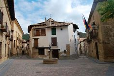 Rubielos de Mora ha sido elegido como el pueblo más hermoso de España para esta Navidad   SoyRural.es