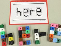 This kindergarten blog post will illustrate 17 different activities that can be used to build fine motor activities into your curriculum.