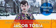 Jacob Tobia to Headline Equality NC Foundation's 2015 AdvaNCe Equality Conference