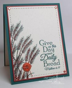FS379 Our Daily Bread