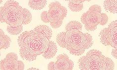 Girls Crib Bedding  Pink Ivory Crib Sheets / Changing by Babiease
