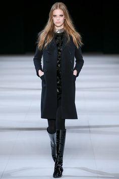 Saint Laurent Fall 2014 – Vogue