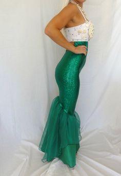 Mermaid costume @Danielle Lampert Doñes