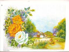 Pintura em tecido - Clássico