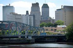 Newark, NJ - one of America's hairiest armpits. I hope I never have to go here again. (2010)