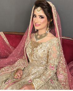 Wedding Wear, Wedding Ring, Wedding Dresses, Engagement Dresses, Asian Bride, Beautiful Gorgeous, Pakistani, Muslim, Desi