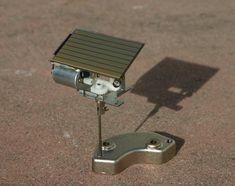 Solar powered smart head