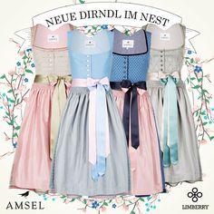 Die neue Amsel-Kollektion ist geschlüpft!