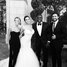 Celebs at weddings: The ultimate photo album
