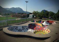 Lugano Skate Park, Zuk-Club