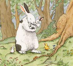 """Bunny My Honey"" (http://www.godofcat.com/bunny/honey13.htm)"