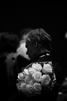 Lucinda Childs, Paris 2014, by Jerome Seron