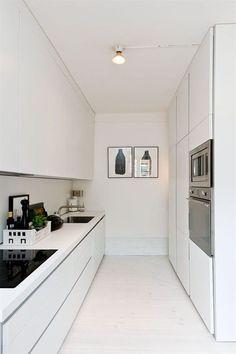 ¿Cómo elegir el suelo perfecto para una casa pequeña? #hogarhabitissimo #minimalista