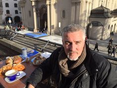 Filming in Munich for City Bakes x
