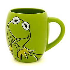 The Muppets Kermit Mug