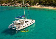 Moorings 4600 Catamaran