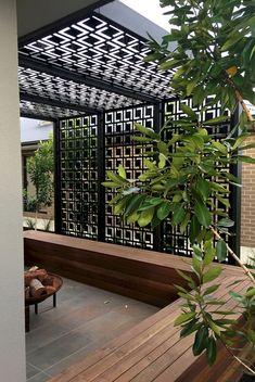60+ Marvelous Backyard Pergola Plan Ideas #backyard #pergolaplans #pergolaideas