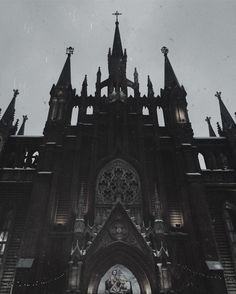 Roman-catholic cathedral in Moscow #gothicarchitecture