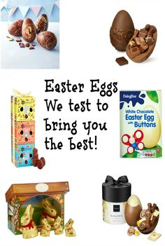 Easter Eggs - We test to bring you the best! - U me and the kids