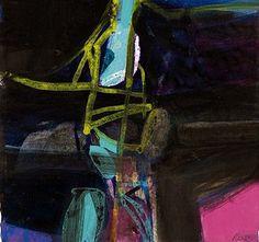 Barbara Rae Abstract Expressionism, Abstract Art, Barbara Rae, Artist Aesthetic, Aesthetic Fashion, Art Thou, Art Portfolio, Minimalist Art, Amazing Art