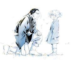 daryun and arslan from arslan senki #anime