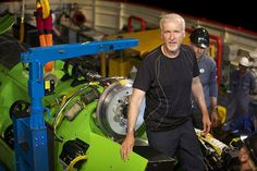 James Cameron completed his 90 minute dive of 34,000 feet to the bottom of the Mariana Trench