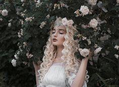 Unicorn Horn Headpiece Headdress Circlet, Fantasy Pegasus Hairband – Famous Last Words Dark Princess, Princess Beauty, Fantasy Photography, Portrait Photography, Unicorn Horn Headband, Princess Aesthetic, Foto Art, Circlet, Headdress