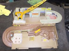 VINTAGE 1979 HOT WHEELS CONSTRUCTION SITE  PLAYSET   | eBay