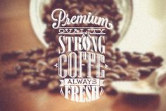 Vintage Coffee Labels on Behance