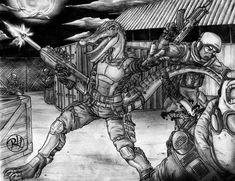 Battle Spino 2 by Predaguy on DeviantArt Whos On First, Spinosaurus, Detailed Image, Battle, Deviantart