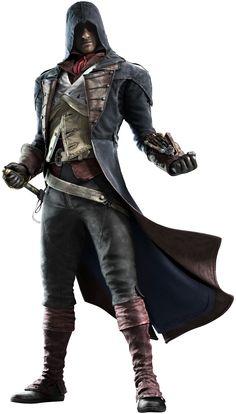 Arno Dorian - The Assassin's Creed Wiki - Assassin's Creed ...